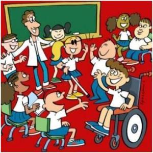 escola-inclusão